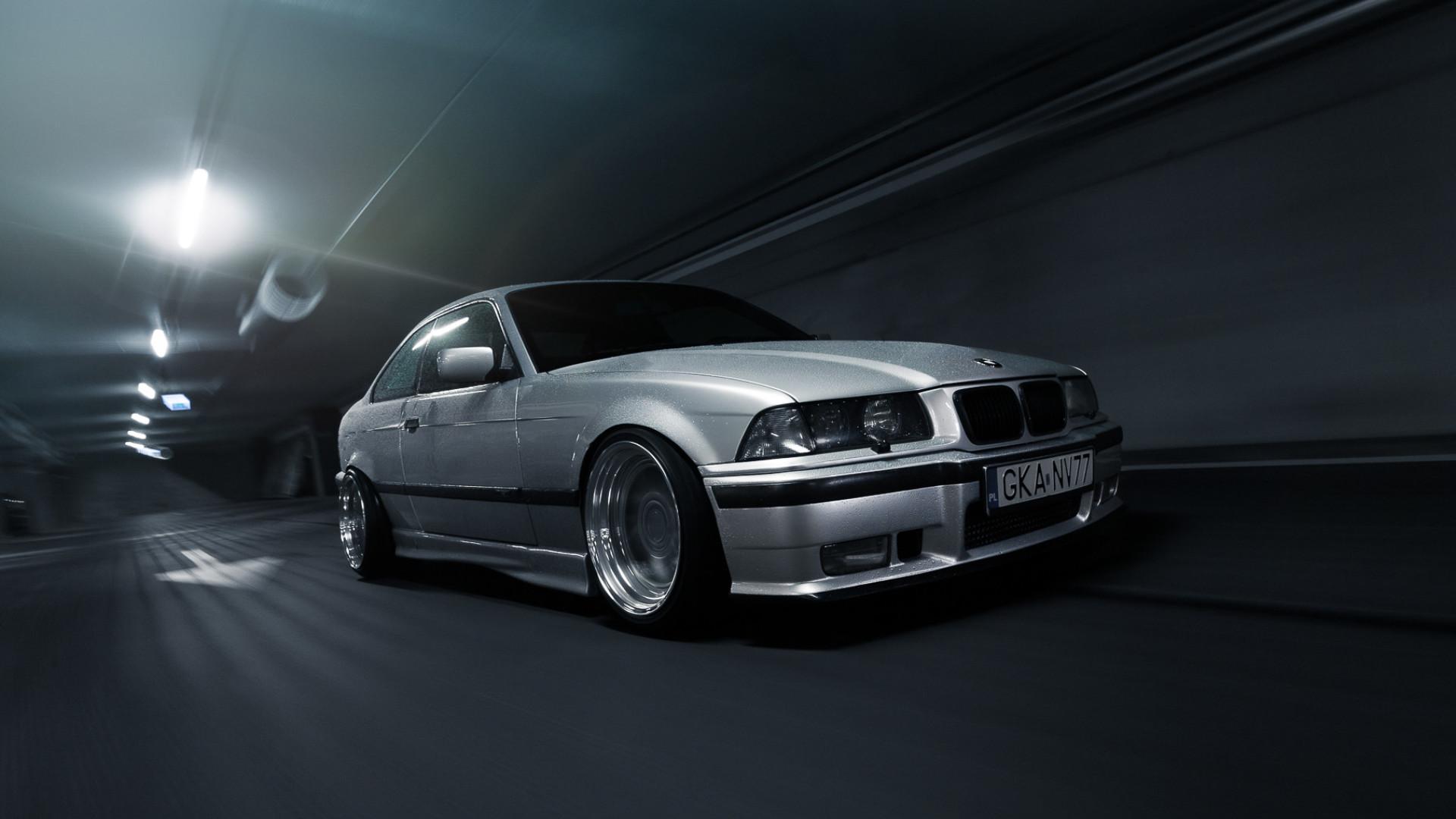 BMW E36 German Style - Jacek Nikodem