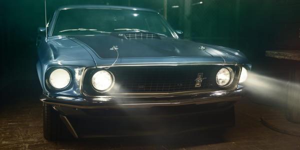 Mustang Mach 1969