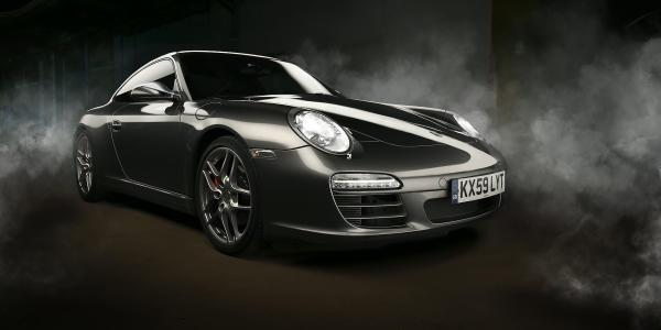 Carrera 911 4s