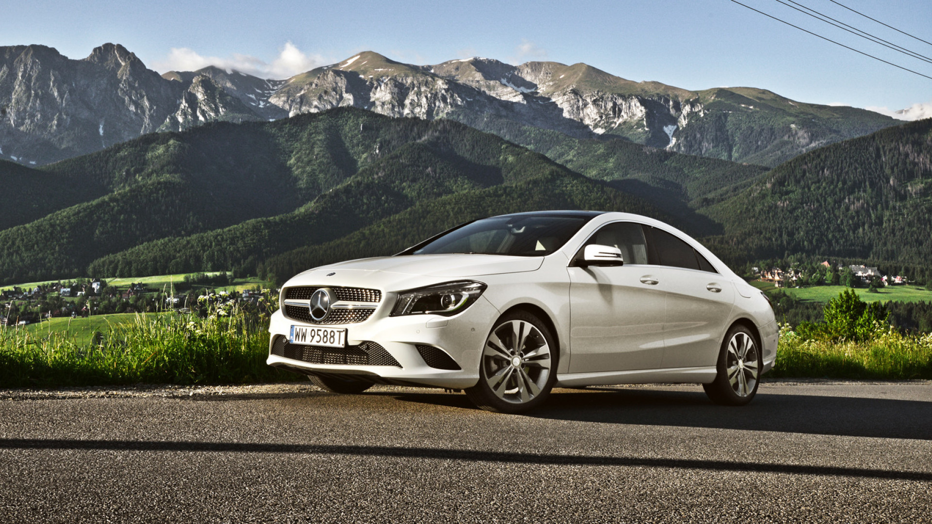 Mercedes-Benz CLA - Maciej Kintop