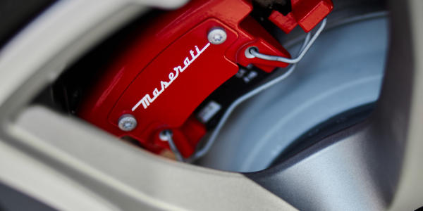 Piękno Maserati tkwi w szczegółach