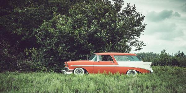 Chevrolet Nomad na polskich drogach!