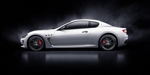 Maserati Grand Tourismo MC Stradale