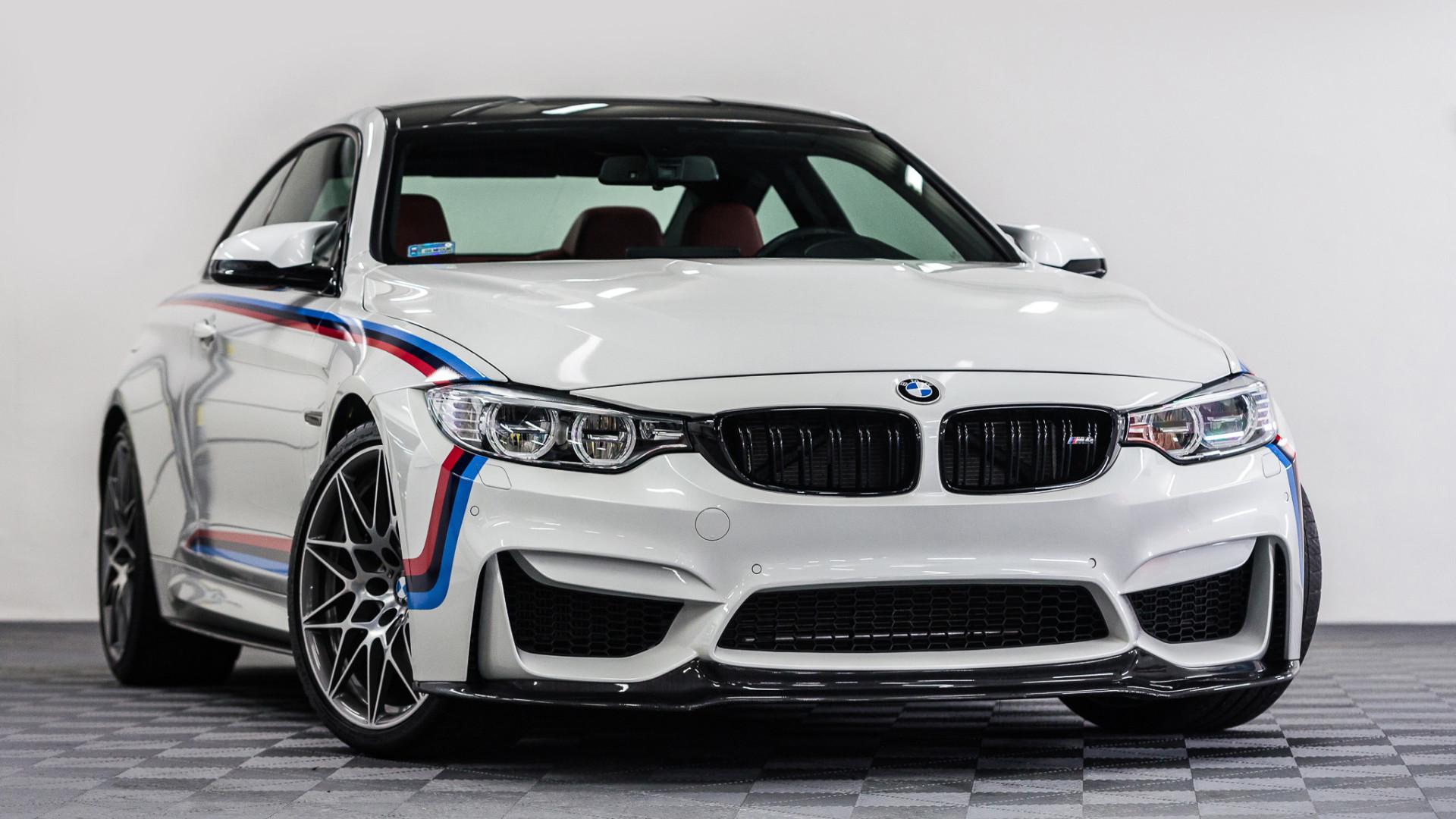 BMW M4 - Maciej Kurczalski