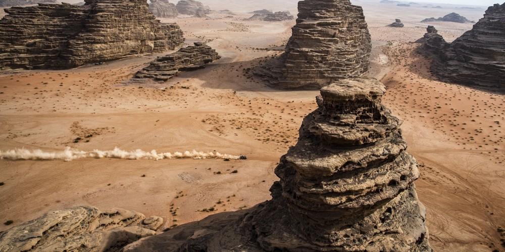 Dakar 2021: meta