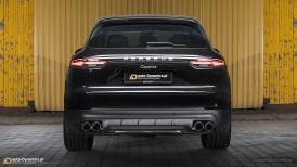 Porsche Cayenne [PO536 / E3 / 9YA] Sportowy Układ Wydechowy CARGRAPHIC by auto-Dynamics.pl