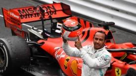 F1 Grand Prix Monako 2019