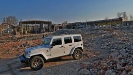 Auto z charakterem, czyli test Jeep Wrangler Unlimited 2.8 CRD 4x4 200KM