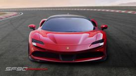 Ferrari SF90 Stradale – nowy hybrydowy kierunek Ferrari o diabelskich osiągach!