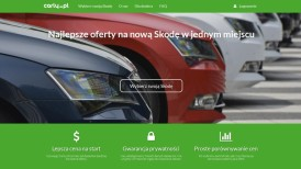 Carly.pl – pierwsza porównywarka ofert nowych samochodów