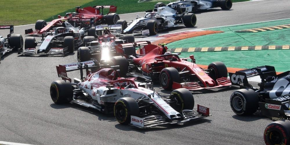 F1 po GP Włoch i GP Toskanii