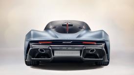 McLaren Speedtail – premiera duchowego następcy modelu F1