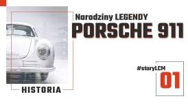 Opowieść o PORSCHE 911 - Jak to się zaczęło? | storyLCM 01