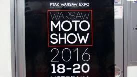 Warsaw Moto Show 2016 relacja