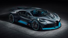 Bugatti Divo – limitowane dzieło sztuki za miliony