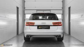 Audi S6 Avant [4G / C7] Sportowy Układ Wydechowy CAPRISTO by auto-Dynamics.pl