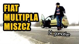 Fiat MULTIPLA to miszcz! (V#36)