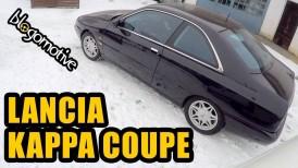 LANCIA Kappa Coupe to rarytas (V#33)