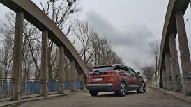 3w1, czyli test Peugeot 3008 1.6 THP 165 S&S EAT6 165KM