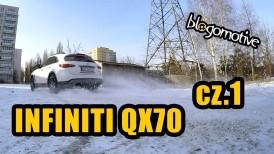 Lajfstajlowy test Infiniti QX70 cz.1 (V#34)