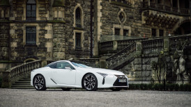 Pasjonat – Lexus LC500