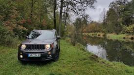 Test Jeep Renegade Night Eagle 2.0 diesel 120KM 4x4, czyli nie tylko miejski crossover