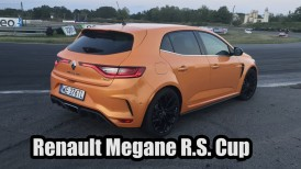 Renault Megane RS Cup 2018 Najlepszy Hothatch?