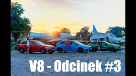 Trzeci odcinek V8 - Mega Hatchbacki i Lancia Delta Integrale