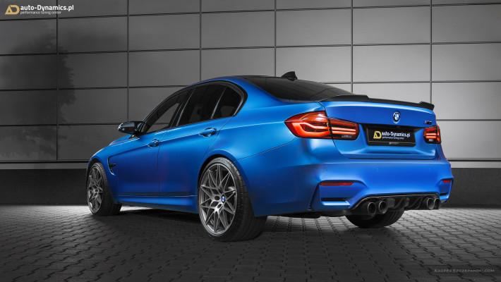BMW M3 Competition [F80] Karbonowy Aero Pakiet STERCKENN & BMW Motorsport by auto-Dynamics.pl