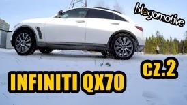 Lajfstajlowy test Infiniti QX70 cz.2 (V#35)