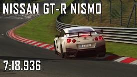 Testuję Nissana GT-R Nismo na Nordschleife Tourist - Assetto Corsa
