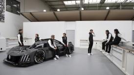 WEC: Niesamowity Peugeot 9X8