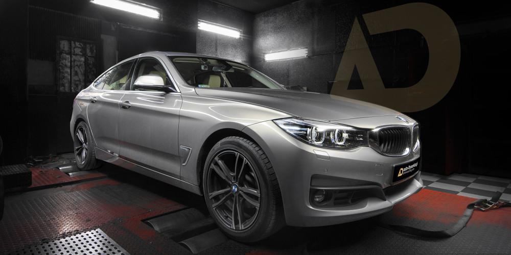BMW 320i GT [F34] Elektroniczny Moduł Silnika ECU i Akcelerator Przyspieszenia DAHLER Filtr BMC