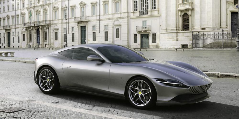 Ferrari Roma – super-samochód idący z duchem Rzymu lat 50 i 60-tych