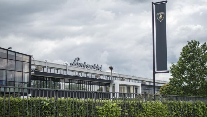 Museo Lamborghini & factory tour