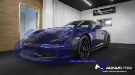 Porsche 911 Carrera 4S (991.1) zabezpieczone folią ochronną Magnus Pro®
