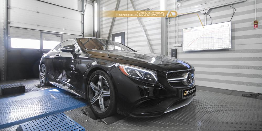 Mercedes-Benz S63 AMG Coupe [C217] Chip Tuning ECU Sportowe Filtry Powietrza BMC by auto-Dynamics.pl
