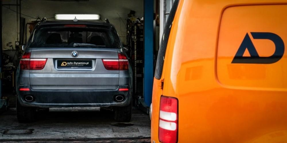 BMW X5 3.0 sd [E70] Sportowy Układ Wydechowy EISENMANN by auto-Dynamics.pl