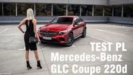 Mercedes-Benz GLC Coupe 220d 4MATIC TEST PL