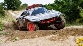 Dakar: Audi pokazało RS Q e-tron