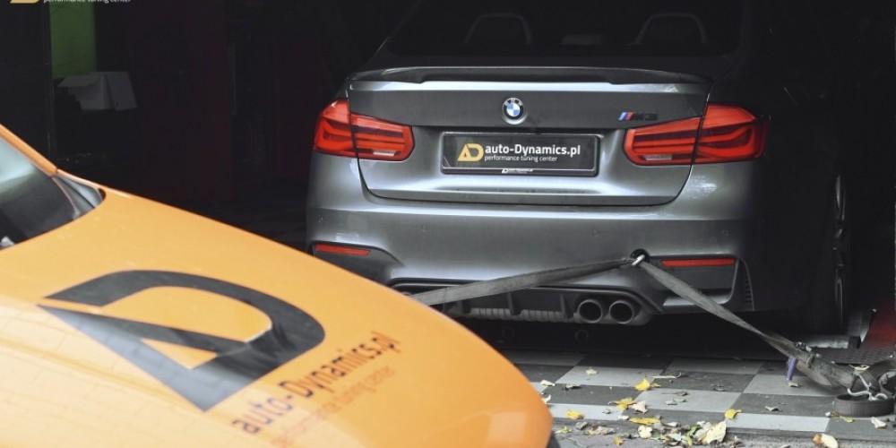 BMW M3 Competition [F80] Elektroniczny Moduł Silnika ECU NOVATUNE - by auto-Dynamics.pl