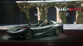 Ferrari 812GTS – nowy gracz z potężnym V-12 z przodu