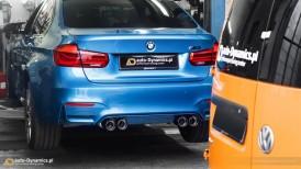 BMW M3 [F80] Competition | Sportowy Układ Wydechowy EISENMANN by auto-Dynamics.pl