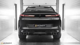 BMW X6M Competition [F96] Sportowy Układ Wydechowy G-POWER by auto-Dynamics.pl
