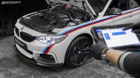 """BMW 430i xDrive [F32] Kompleksowy Pakiet Serwisowy """"Performance Service Pack"""" by auto-Dynamics.pl"""