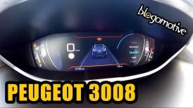 Peugeot 3008 SUV - test wieczorową porą (V#37)