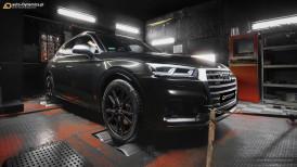 Audi SQ5 [FY] Elektroniczny Moduł Silnika ECU NOVATUNE - Filtr Powietrza BMC by auto-Dynamics.pl