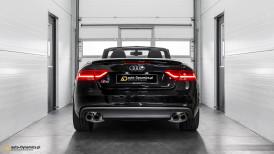 Audi S5 [B8.5 | Cabrio] Sportowy Układ Wydechowy ARMYTRIX by auto-Dynamics.pl