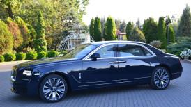 Rolls-Royce Ghost Extended Wheelbase – test prawdziwego luksusu
