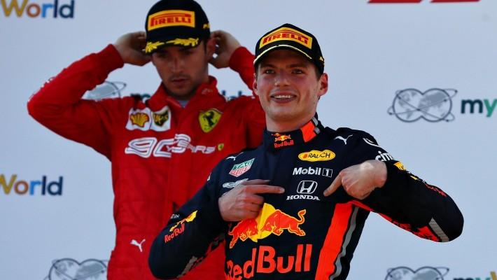 F1 Grand Prix Austrii 2019